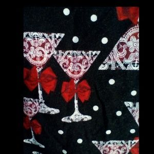 Soma Intimates & Sleepwear - Soma Lounge Wear Dress XL Cocktail Glasses